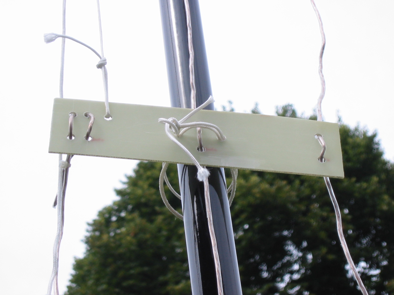 Antenna aperiodica 10-15-20 meter